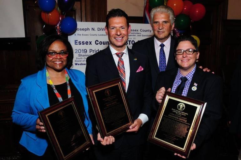 Essex County Executive DiVincenzo Hosts Essex County LGBTQ Pride Month Celebration