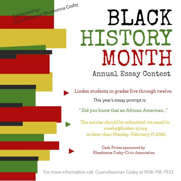 Black history essays
