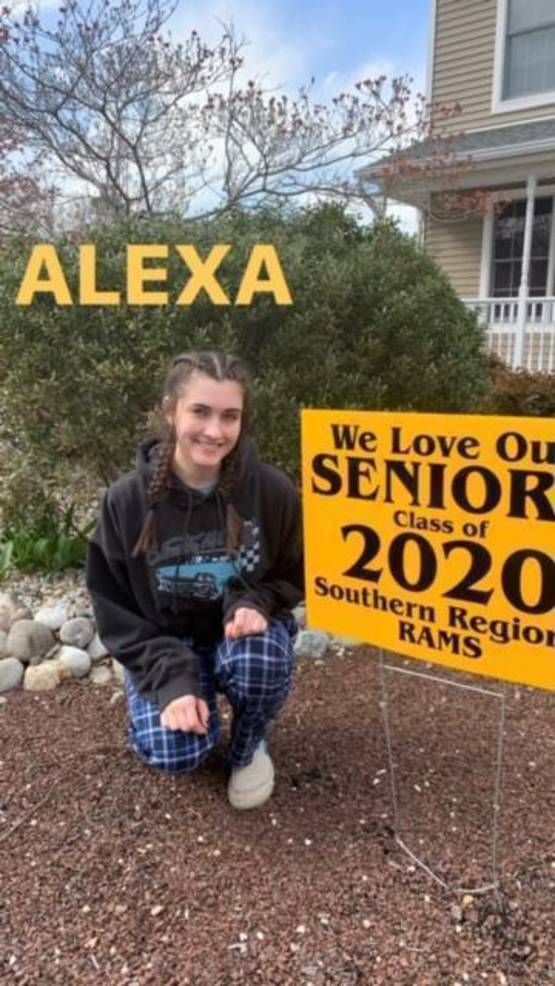 Class of 2020: Alexa Fritz