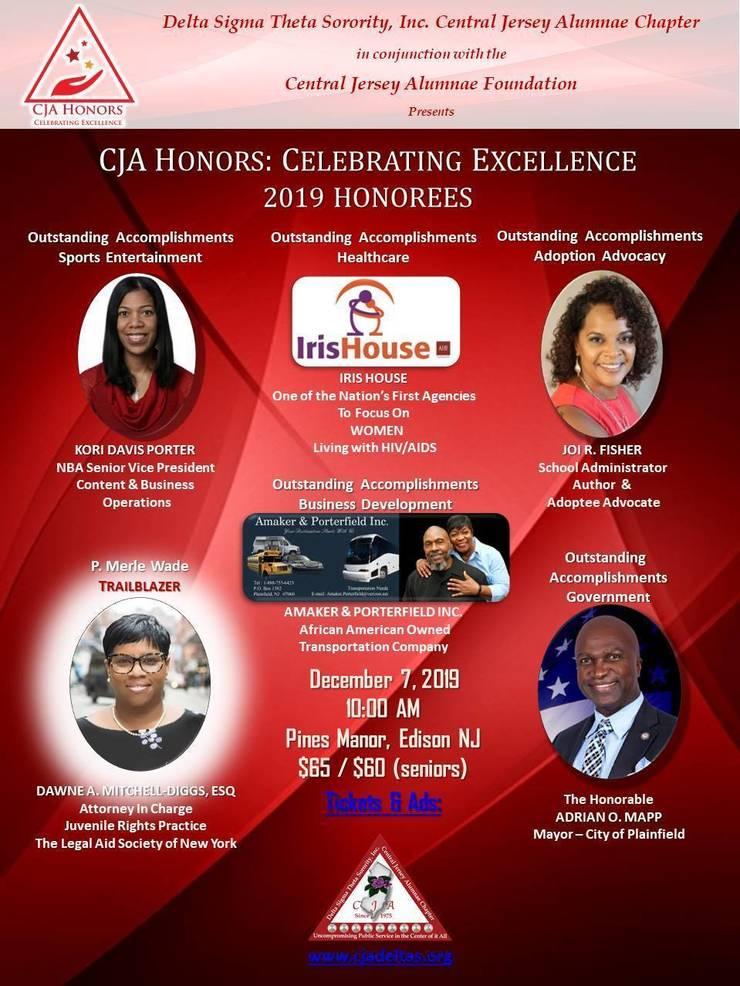 2019 CJA Honors
