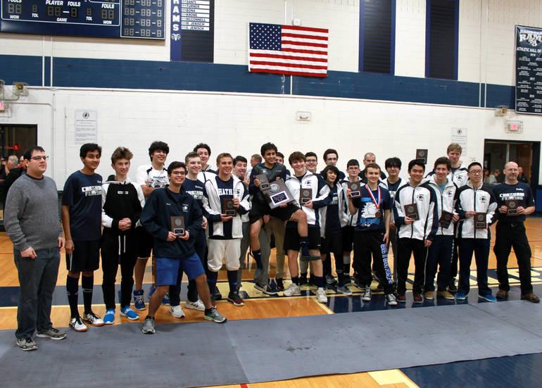 2020 MCFT boys fencing team champions.JPG