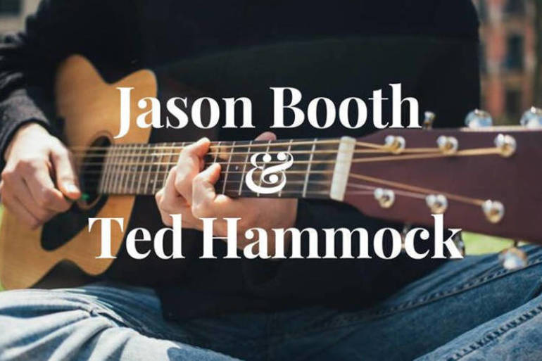Thursday Night Music with Jason Booth & Ted Hammock