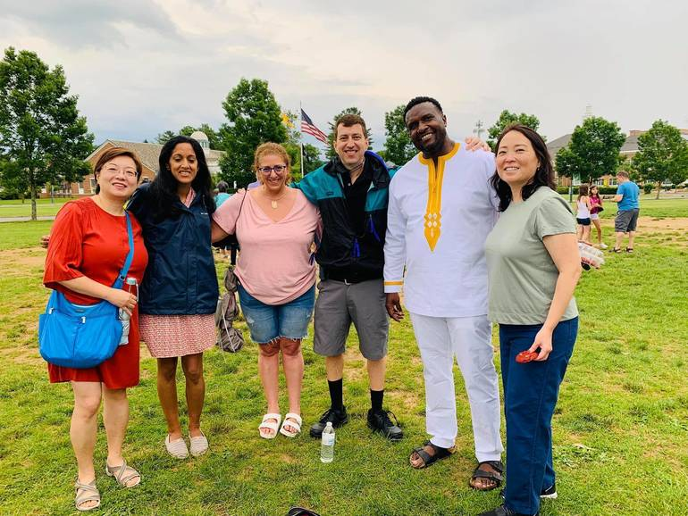Livingston Hosts First Juneteenth Celebration with Flag-Raising Ceremony and Other Festivities