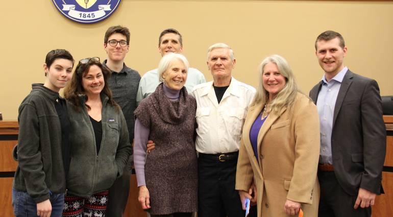 Sparta Township Council 2019