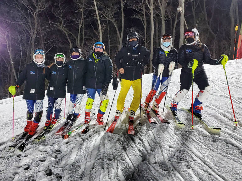 Sparta High School Varsity Ski Teams Off to a Strong Start