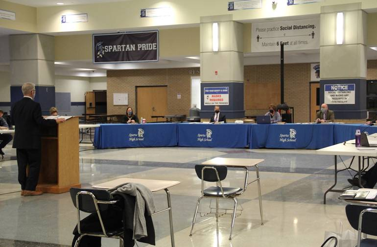 Board of Education Votes to Charge Tuition for Non-Resident Children Enrolled in Sparta Schools