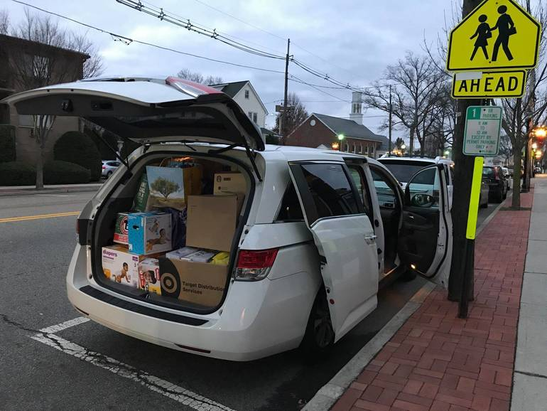 2018 stuffed van for Ronald McDonald House in CHOP.jpg