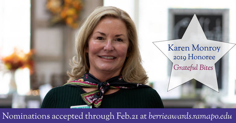 Dr. Karen Monroy, 2019 Russ Berrie Honoree
