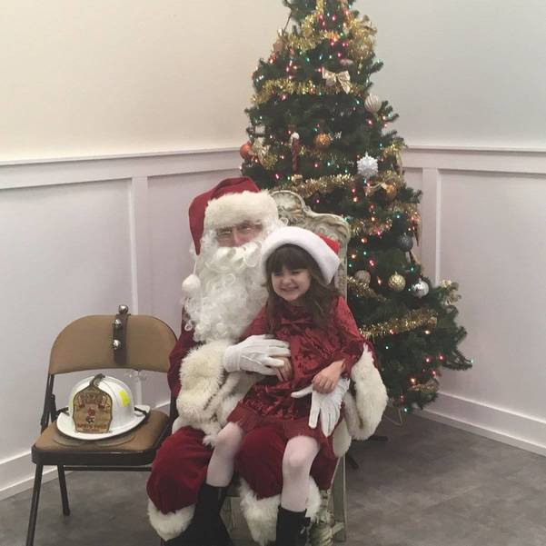 Pancakes and Wish Lists for Santa at Annual Pancake Breakfast hosted by Nutley Volunteer Fire Fighters