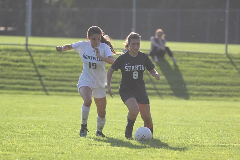 SHS Girls soccer v montville 18