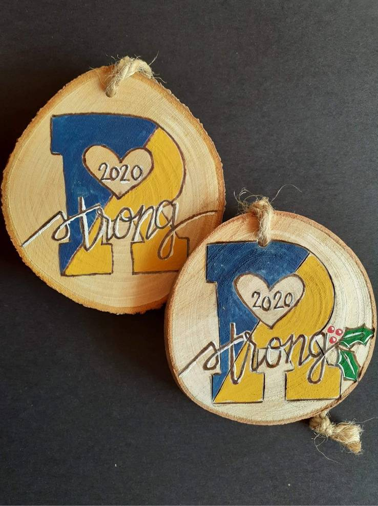 Roxbury Strong 2020 Ornaments