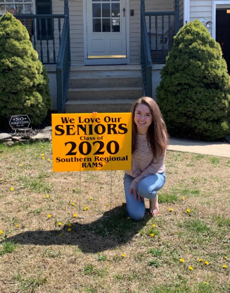 Class of 2020: Sara Fagan