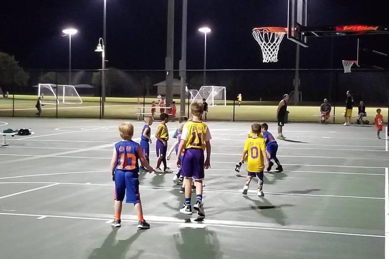 Basketball Season Kicks Off