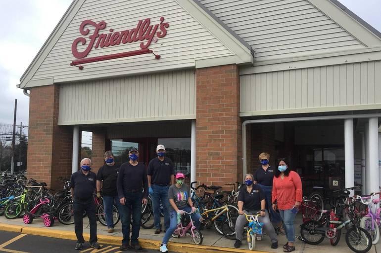 Rotary Club Rounding Up Bikes for Boys & Girls Club