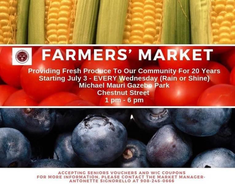Roselle Park Farmers Market