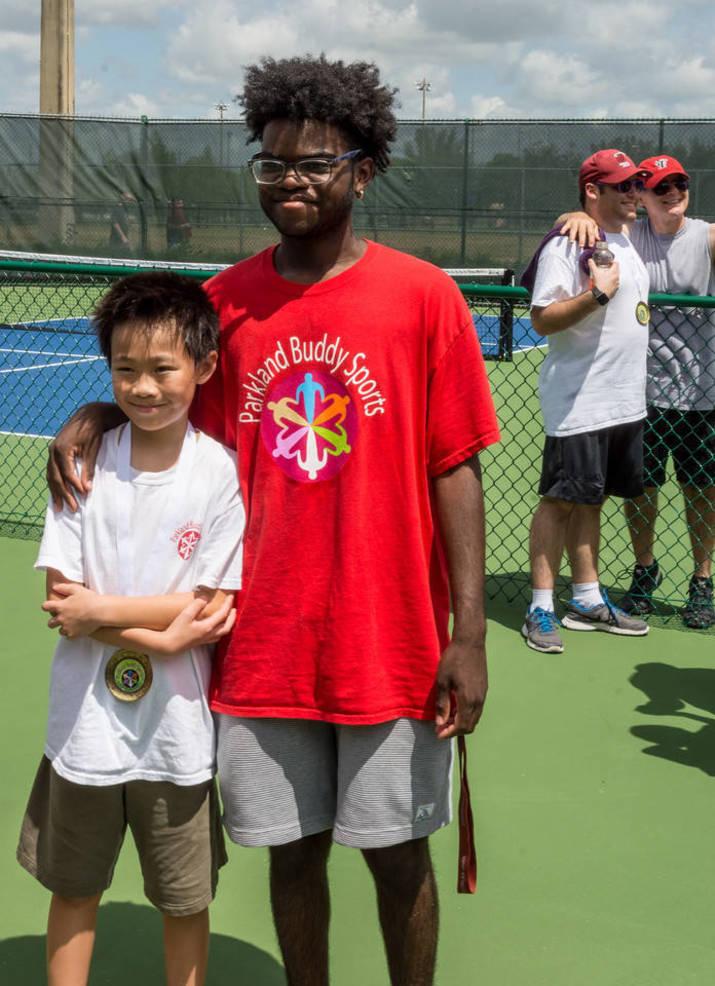 Parkland Buddy Sports Tennis
