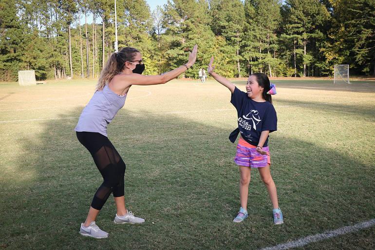 Girls on the Run Seeks Volunteer Coaches in Morristown