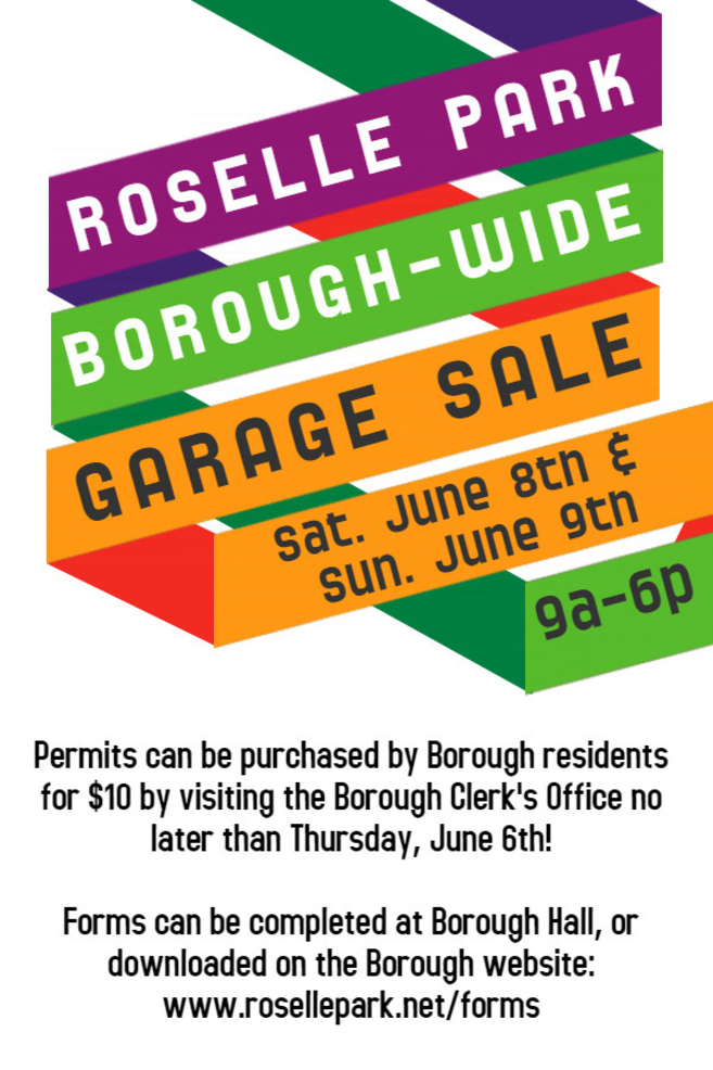 2019 Spring Borough-Wide Garage Sale Flier.png