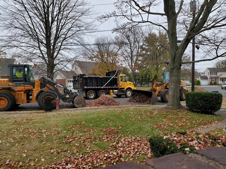 Fair Lawn: No More Leaf and Yard Waste Curbside Pickup this Fall
