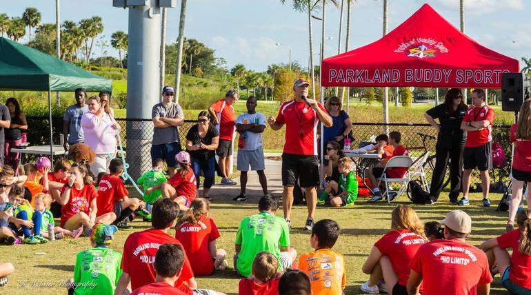 Parkland Buddy Sports Soccer