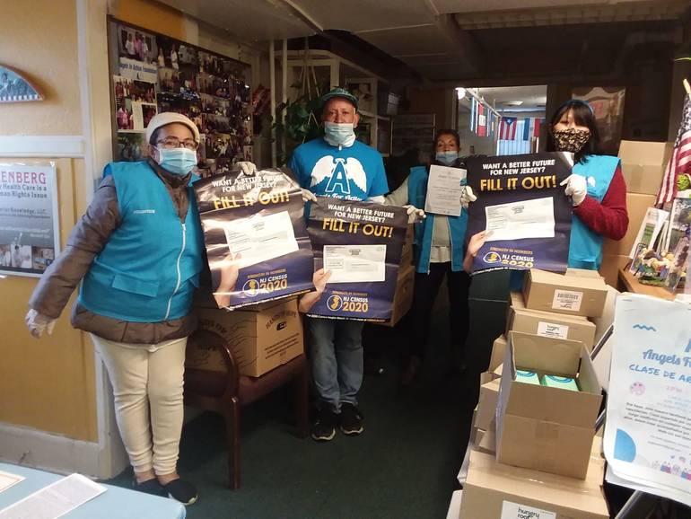 Plainfield Volunteers in Action
