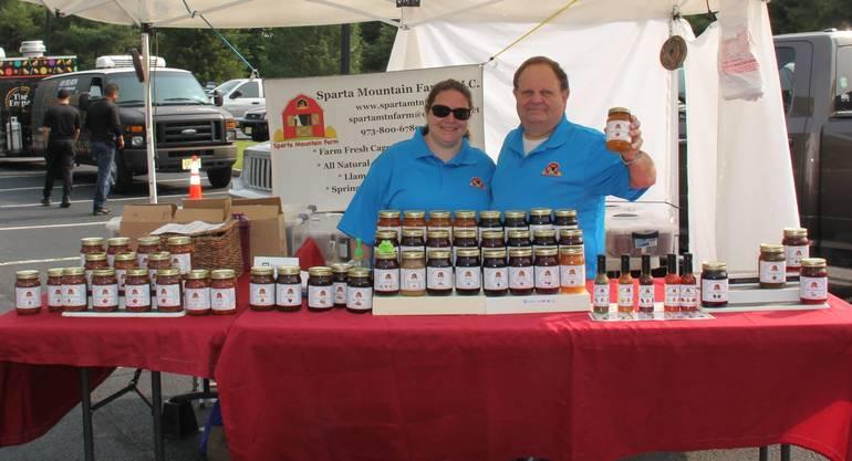 Sparta Farmers Market Opening 19