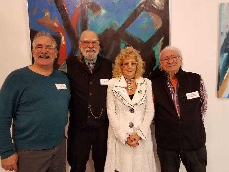 20181207_211557  ACL Gallery 12.7.18 Larry Sohn, Hugh Mahon,  Melinda Diaz,Chas Palmintieri.jpg