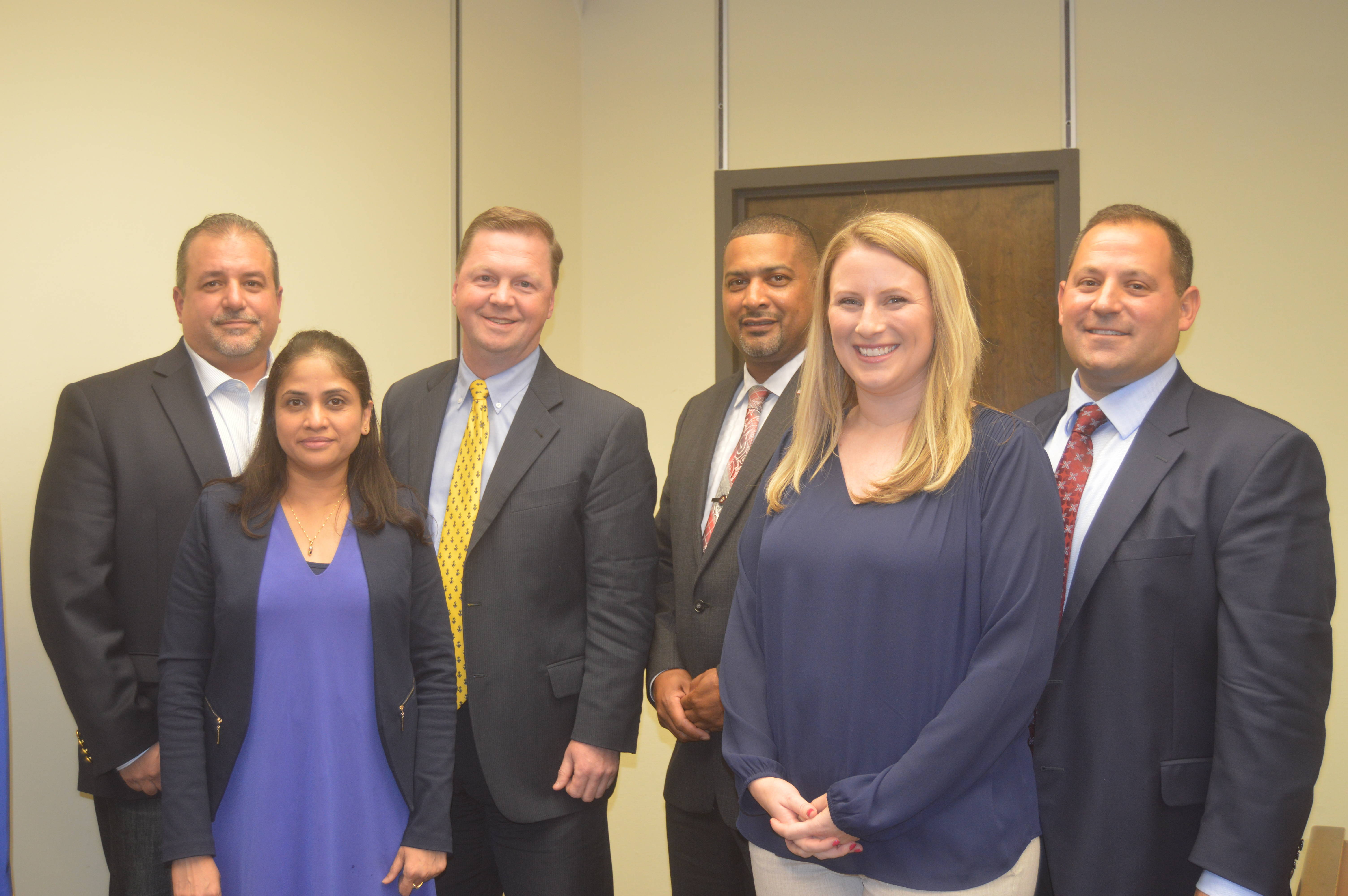 2018 Scotch Plains Council candidates debate group photo (1).JPG