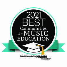 Six years in a row! Montville Twp. Public Schools district is awarded National Best Communities for Music Education. NAMMAward highlights MTPS' music education dedication despite pandemic.