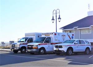 Belmar Rolls Out New EMS Division, Replacing Shuttered Belmar First Aid Squad