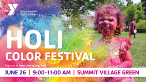 9 Tips for How to Get Ready for Holi on the Green this Saturday