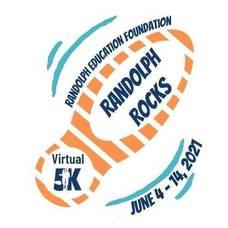 Randolph Education Foundation to Host Randolph Rocks VIRTUAL 5K Run/Walk