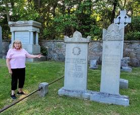 Livingston Historical Society to Open Ely Cemetery onMemorial Day 2021