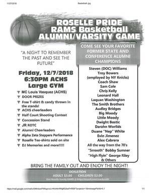 Carousel image a3cb244152faee56d710 2018 roselle pride rams basketball alumni   varsity game