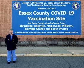 Livingston Mayor Helps Inoculate Community Members, Urges Others to Consider Vaccination