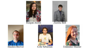 Five Otto-Eldred Grads Receive CRCF Scholarships