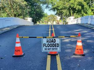 Wayne Flood and Street Closures Update
