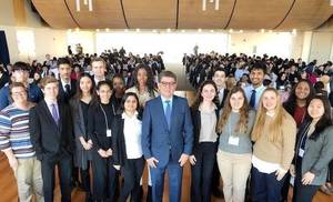 Carousel image bfcaa21d30beb93cbdfa 2019 hhhs delegation at st peters model un competition from c cassidy