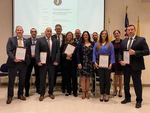 Prosecutor's Office Honored for Work to Fight Online Child Predators