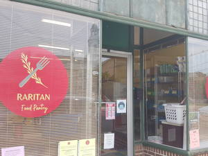 Raritan Food Pantry Requests Funding Assistance from Borough Council