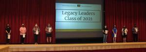 """""""Legacy Leaders"""" Honored for Twenty Years of Service to Bordentown Students"""