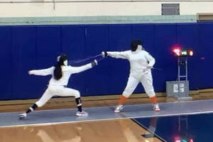 Chatham Women's Fencing 4-1 After Hackettstown; Epees Deliver 9-0 Shutout