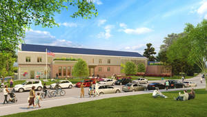 Maplewood Library to Relocate as We Build a 21st Century Library