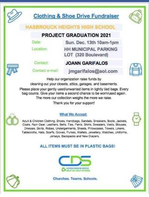 Carousel image f6cf6fe3da4087e3f174 2020 project graduation clothing drive dec 202