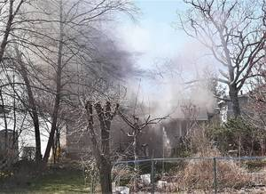 UPDATE: 18th Avenue Fire in Lake Como Ravages Main House, Destroys Two Sheds