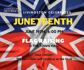 Series of Juneteenth Events in Livingston to Culminate with Flag Raising and Other Festivities