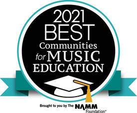 Livingston Music Education Program Receives National Recognition For Fifth Year
