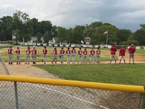 Somerset Hills 10U Baseball Team Reaches District Finals