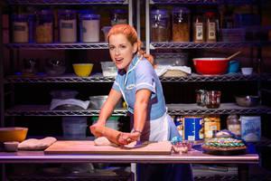 Carousel image e5a5b42f0861a4e169d3 22 04 14 waitress promo bailey mccall as jenna in the national tour of waitress photo credit jeremy daniel