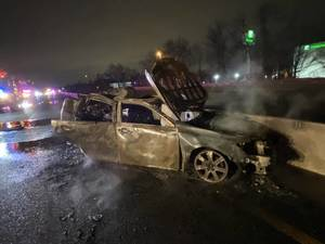 UC Prosecutor's Office Charges Driver in Monday's Fatal Crash on GSP in Clark